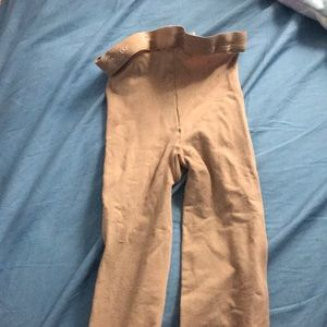 capezio caramel transition tights
